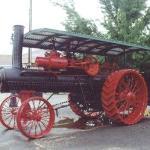 1921 Port Huron Traction Engine