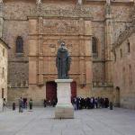 La Rana de Salamanca, Salamanca.