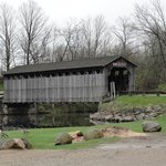 Fallasburg Covered Bridge and Village