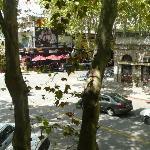 calle principal de Colonia