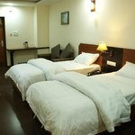 standard a/c room with double bed