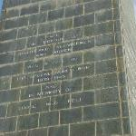 Inscriptions on the Cenotaph