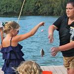 Fishing with Mailani