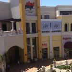 Inside Galerias Hipodromo Mall
