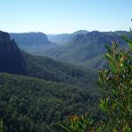 View from Govett's leap viewpoint