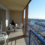 balcon agréable