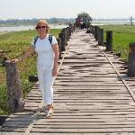 En el Puente de Teca
