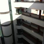 view from 5th floor
