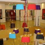 Lobbybereich des Hotels