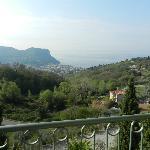 Garda with Lake Garda