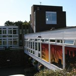 YHA Conwy- The new mural