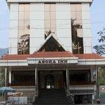 Front view of Asoka Inn