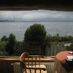 View of Lake Llanquihue from room