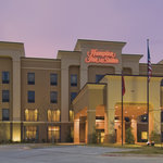 HAMPTON INN & SUITES, PINE BLUFF ARKANSAS.