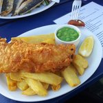 Best Fish & Chips I had in awhile