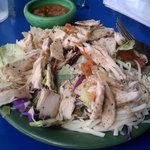 $6.99 Lunch Salad
