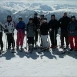 Our guiding group
