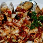 Frutti di Mare - Adriatic Inspired - Homemade pasta, clams, mussels, shrimp, calamari