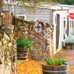RedBeard Historic Bakery in autumn