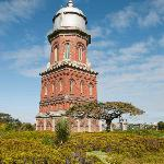The iconic Invercargill Water Tower