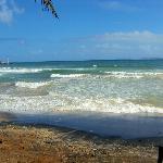 Playa del hotel :-s