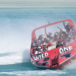 Wild One Jet Boat Ride Turks & Caicos Islands