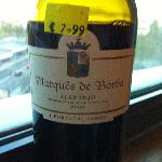 A great local wine!