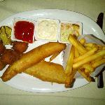 Fish 'n Chips - Finger-licking good! Mmmm!