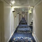 Corridor - 9th floor