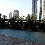 Anantara Hotel swimming pool