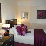 Double en-suite room. ( Devonshire)