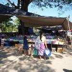 Local market in Chiang Dao
