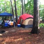 campsite 116