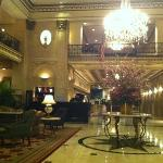 Grand entrance and lobby