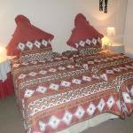 Kukuk bedroom