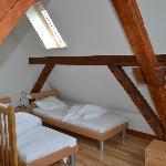 Apartment - Schlafbereich