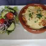 Moussaka main