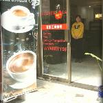 Cafe Lavazza Xi'an