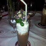 dessert after dinner