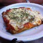 esto supuestamente es pizza.