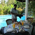 farewell breakfast