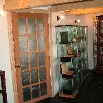 Diplay humidors section