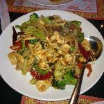 Chickenn dish