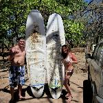 i had no idea surfboards were so big.