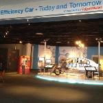 energy efficient car exhibit