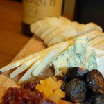 Artisan Cheeses and Dried Fruit Special