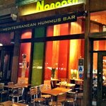 nanoosh Hummus Bar