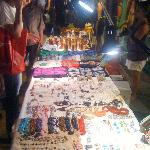 Crafts...lots of fun jewelry, clothing, T-shirts