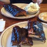 Ribs For Two - Whiskey BBQ