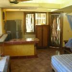 Apartamento con cocina y baño